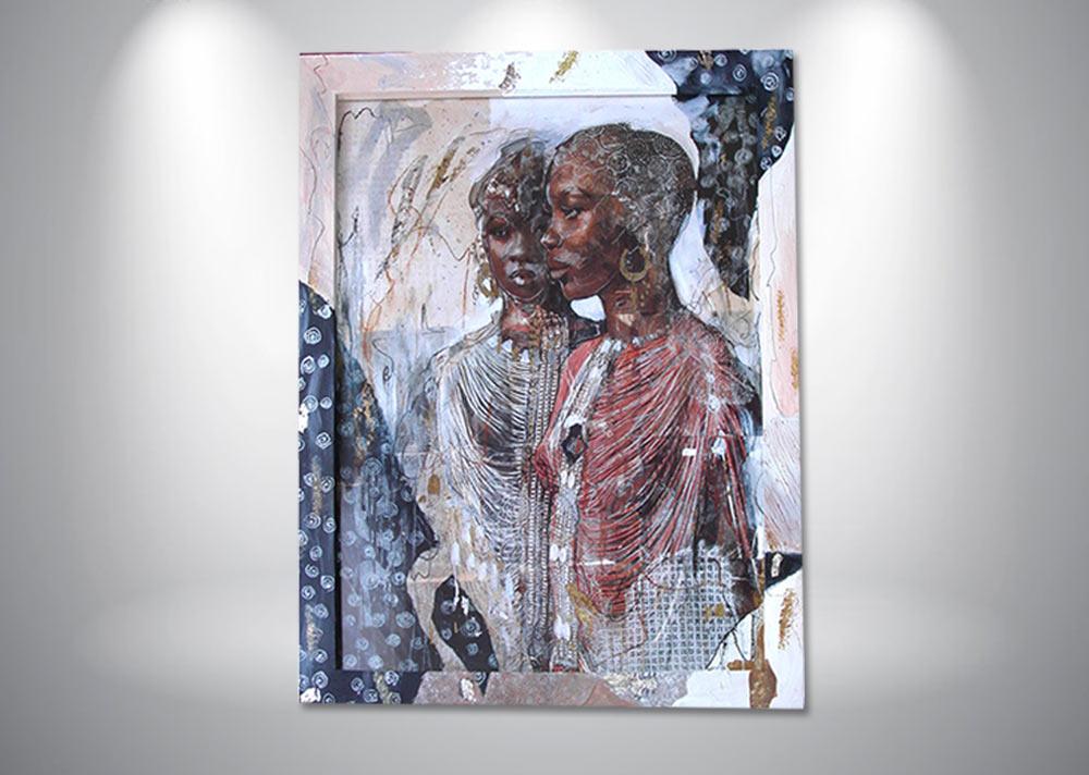 encadrement-dessin-africaines