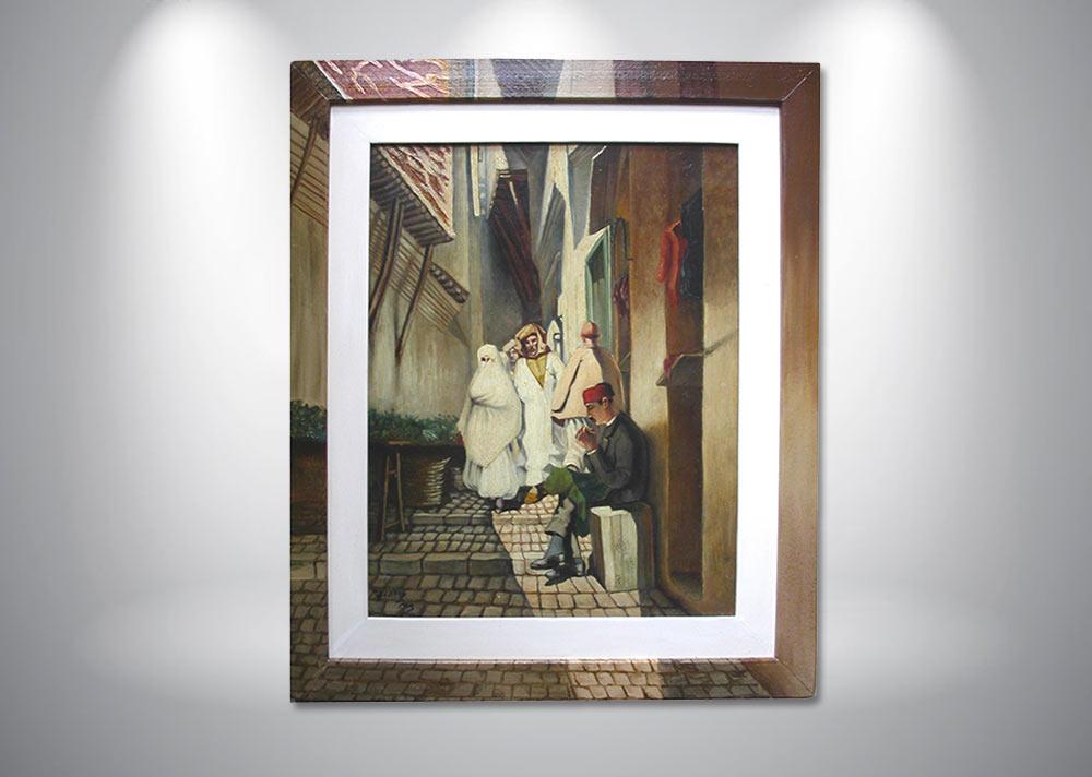 peinture-huile-casablanca-maroc