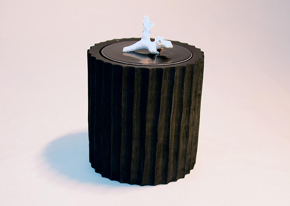 tournage-boite-sycomore-laque-noire-corail-texture