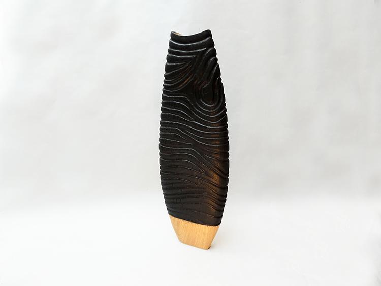 vase chene brule4